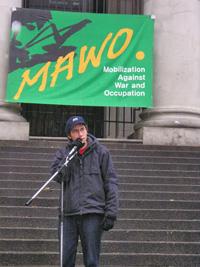 Metis Activist Aaron Mercredi